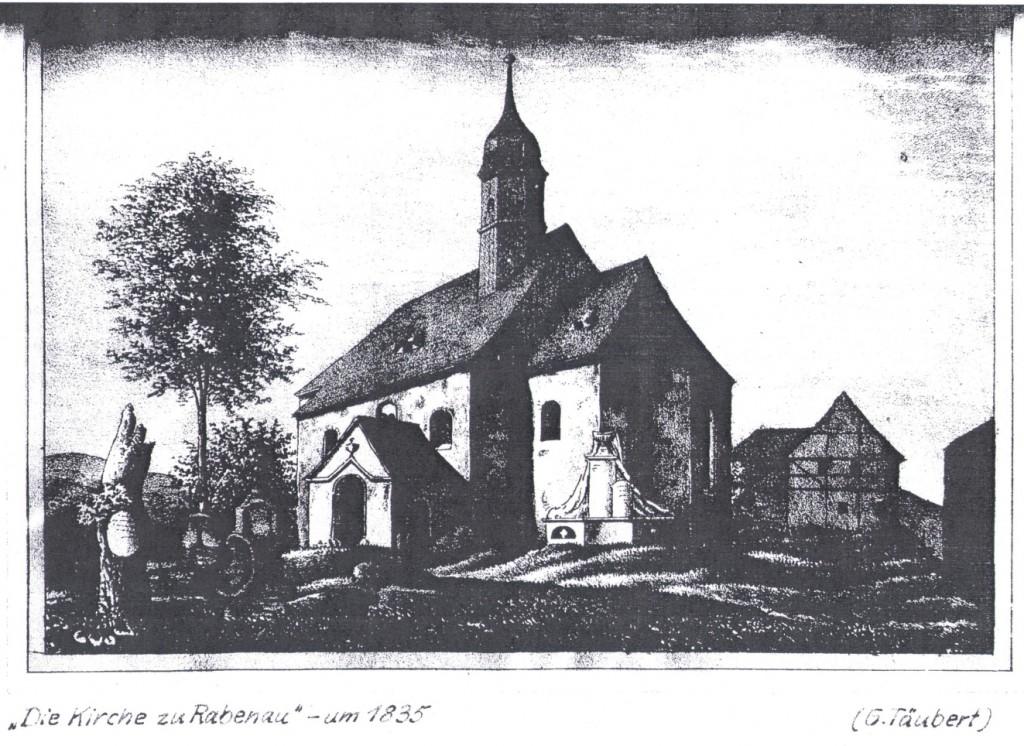 kirche rabenau historisch_k