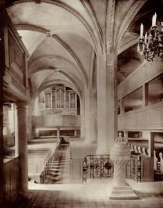 Kirche Possendorf 1907